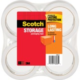 3650-4 - Scotch Super Clear Packaging Tape