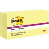 "MMM65412SSCY - Post-it® Super Sticky Notes, 3"" x 3"", ..."