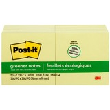 Post-it Canary Yellow Recycled Note