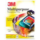 3M Multipurpose Transparency Film