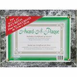 Nu-Dell Award-A-Plaque