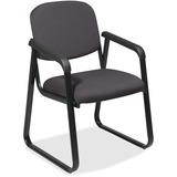 OSPV441075 - Office Star V4410 Deluxe Sled Base Arm Chair