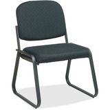 Office Star WorkSmart V4420 Deluxe Sled Base Armless Chair