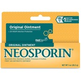Pfizer Neosporin Soothing Ointment Medication