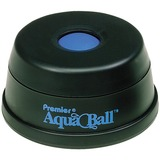 Martin Yale Premier Aquaball All-Purpose Moistener - Non-slip - 0.11lb - Charcoal