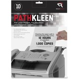 Advantus Pathkleen Laser Printer Cleaning Sheets