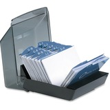 Rolodex Covered Business Card File - 67197