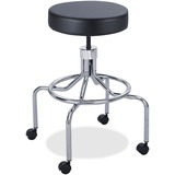 Safco Screw Lift Lab Stool With High Base 3433-BL
