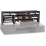 Safco High Capacity Wood Desktop Organizer