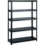 Safco Boltless Steel Shelving - 5246BL