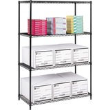 Safco 48Wx 24D Industrial Wire Shelving