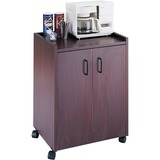 Safco Mobile Refreshment Utility Cart - 8953MH