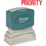 Shachihata Pre-Inked PRIORITY Message Stamp