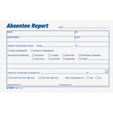 Tops Absentee Report Form