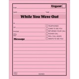 Tops Important Message Note Pads