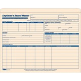 Tops Employee Record Master File Jacket