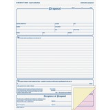 Tops Triplicate Proposal Form