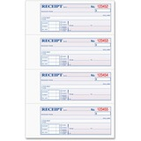 Tops Carbonless Manifold Receipt Books