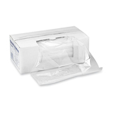 Webster Plastic Gallon Size Freezer Bag - Food Bag - 1 gal10.5' x 11' - Plastic - 250 / Box - Clear