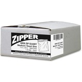 Webster Zipper Quart Size Freezer Bag
