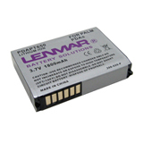 Lenmar PDAPT650 NoMEM Lithium Ion Cell Phone Battery