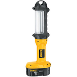 Dewalt DC527 Cordless Fluorescent Area Flashlight
