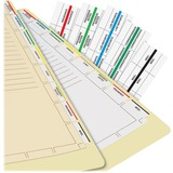 Tabbies Medical Chart Index Dividers