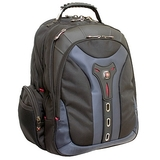 "GA-7306-06F00 - SwissGear PEGASUS Computer Backpack - Backpack - 17"" Screen Support - 2"" x 6.5"" x 15"" - Polyester, N-GA-7306-06F00"