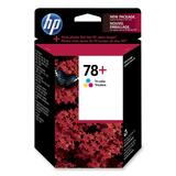 CB277AN#140 - HP 78 Plus Tri-Color Ink Cartridge