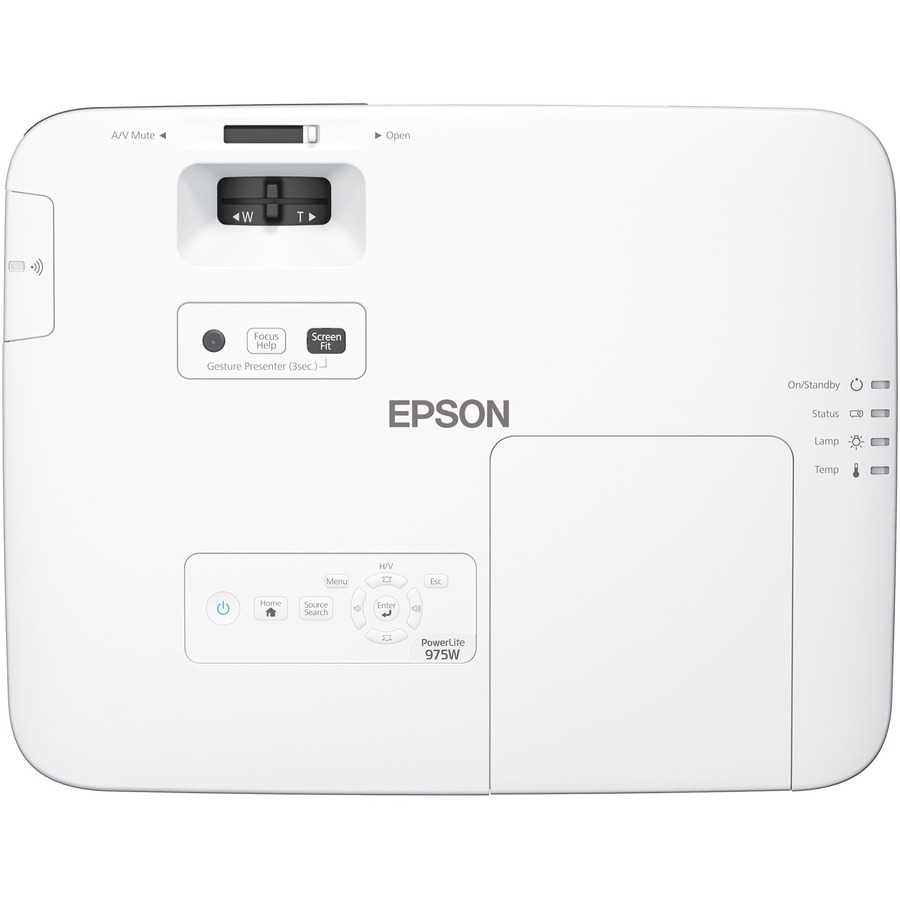 Epson PowerLite 975W LCD Projector - 16:10_subImage_6