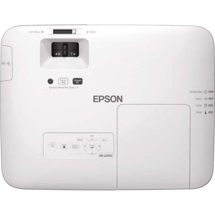 Epson PowerLite 2255U LCD Projector - 16:10_subImage_6
