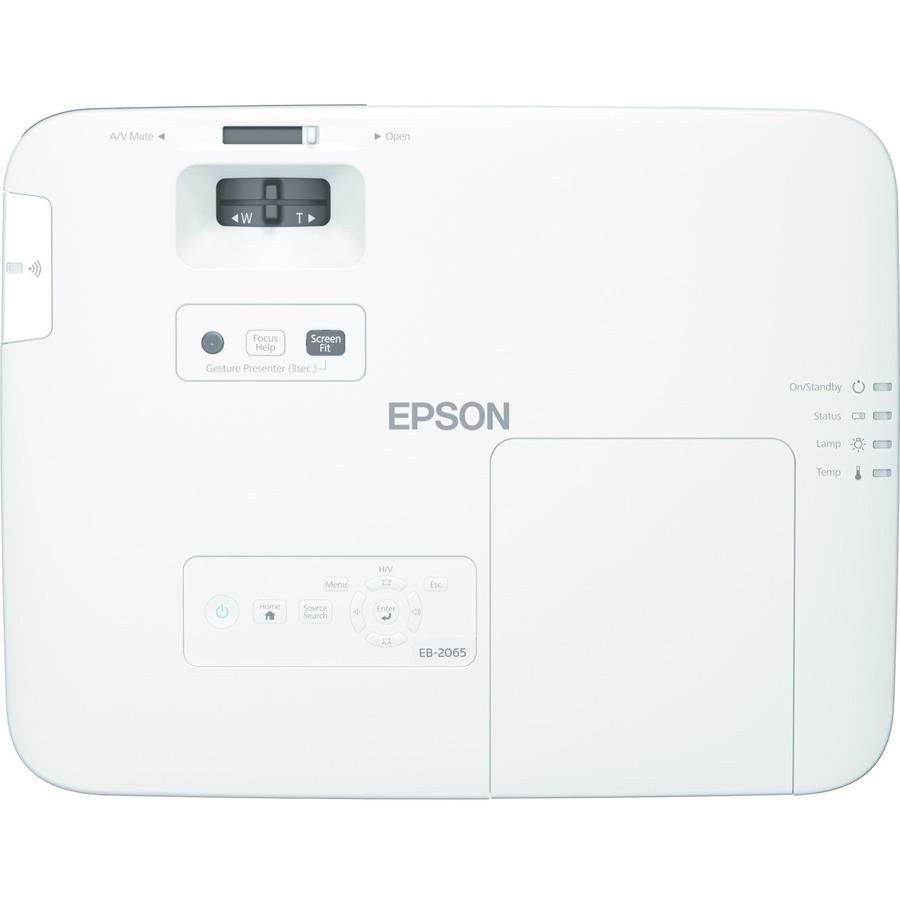 Epson PowerLite 2065 LCD Projector - 4:3_subImage_5