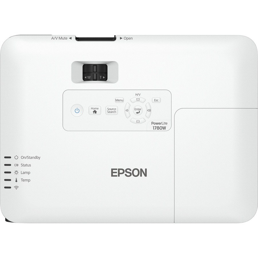 Epson PowerLite 1780W LCD Projector - 16:10_subImage_6