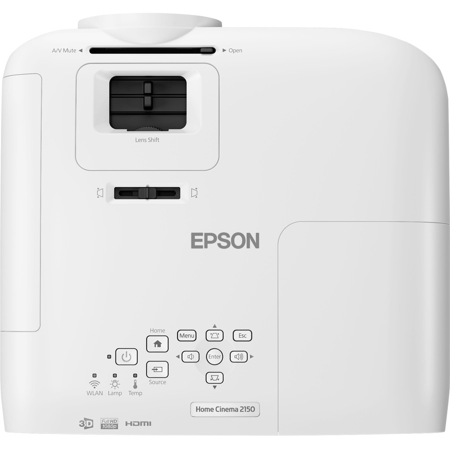 Epson Home Cinema 2150 3D Ready LCD Projector - 16:9_subImage_7
