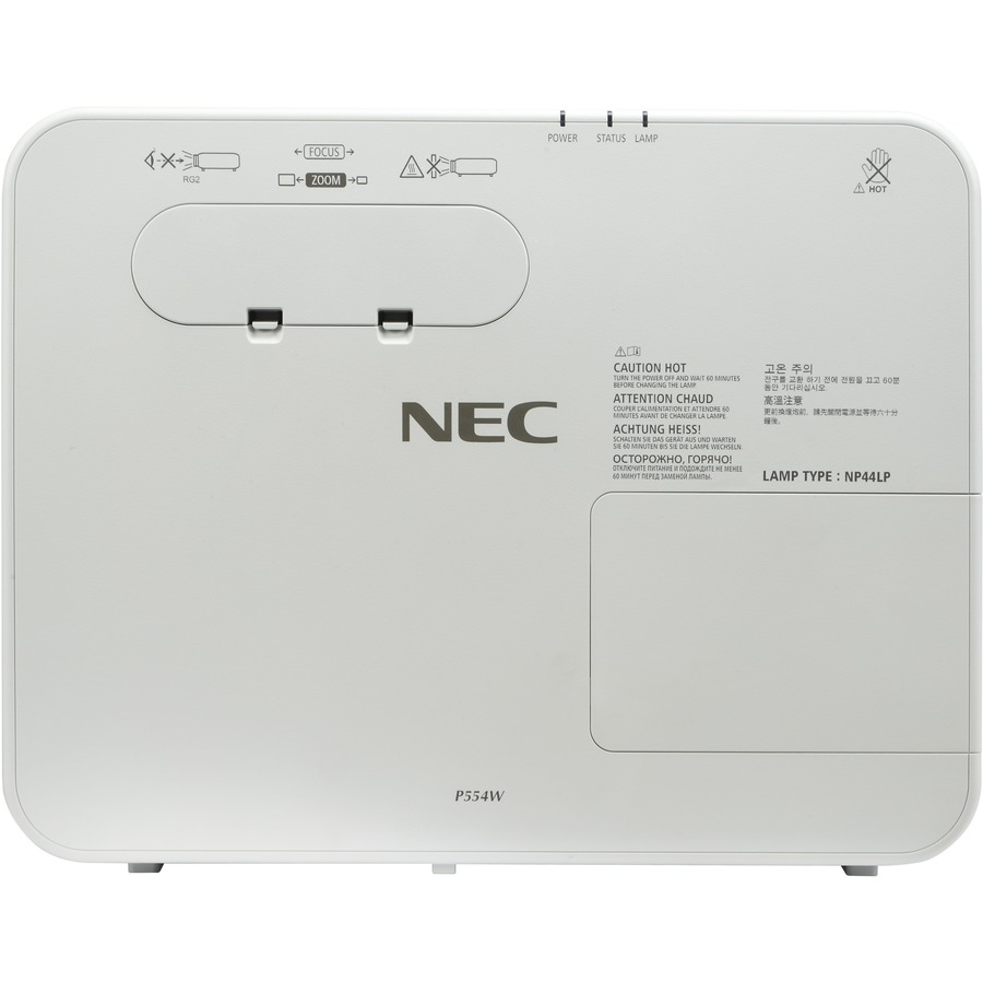 NEC Display P554W LCD Projector - 16:10_subImage_6