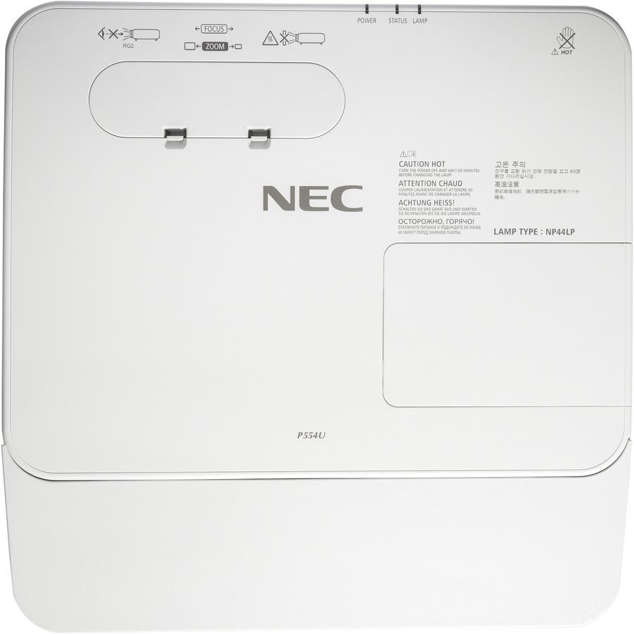 NEC Display P554U LCD Projector - 16:10_subImage_6