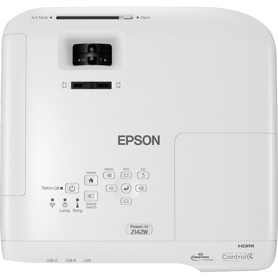 Epson PowerLite 2142W LCD Projector - 16:10_subImage_6