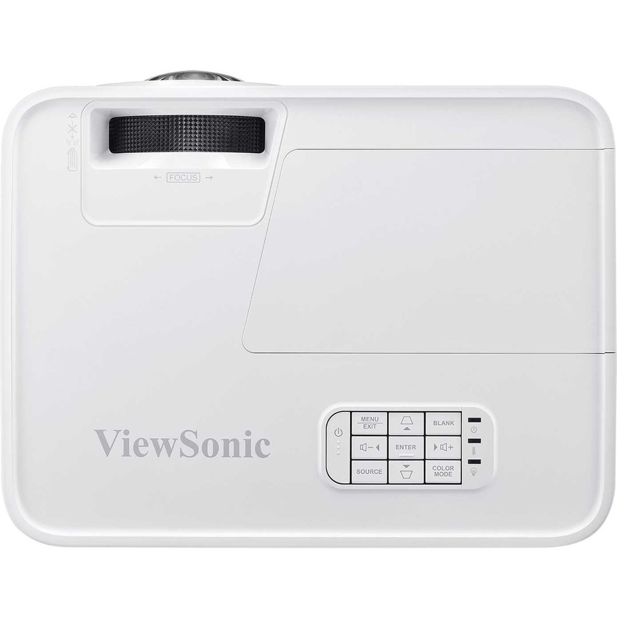 Viewsonic PS501W 3D Ready Short Throw DLP Projector - 16:10_subImage_7