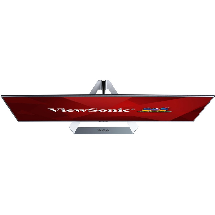 "Viewsonic Ultra Slim VX3276-2K-MHD 32"" WQHD LED LCD Monitor - 16:9 - Silver_subImage_6"
