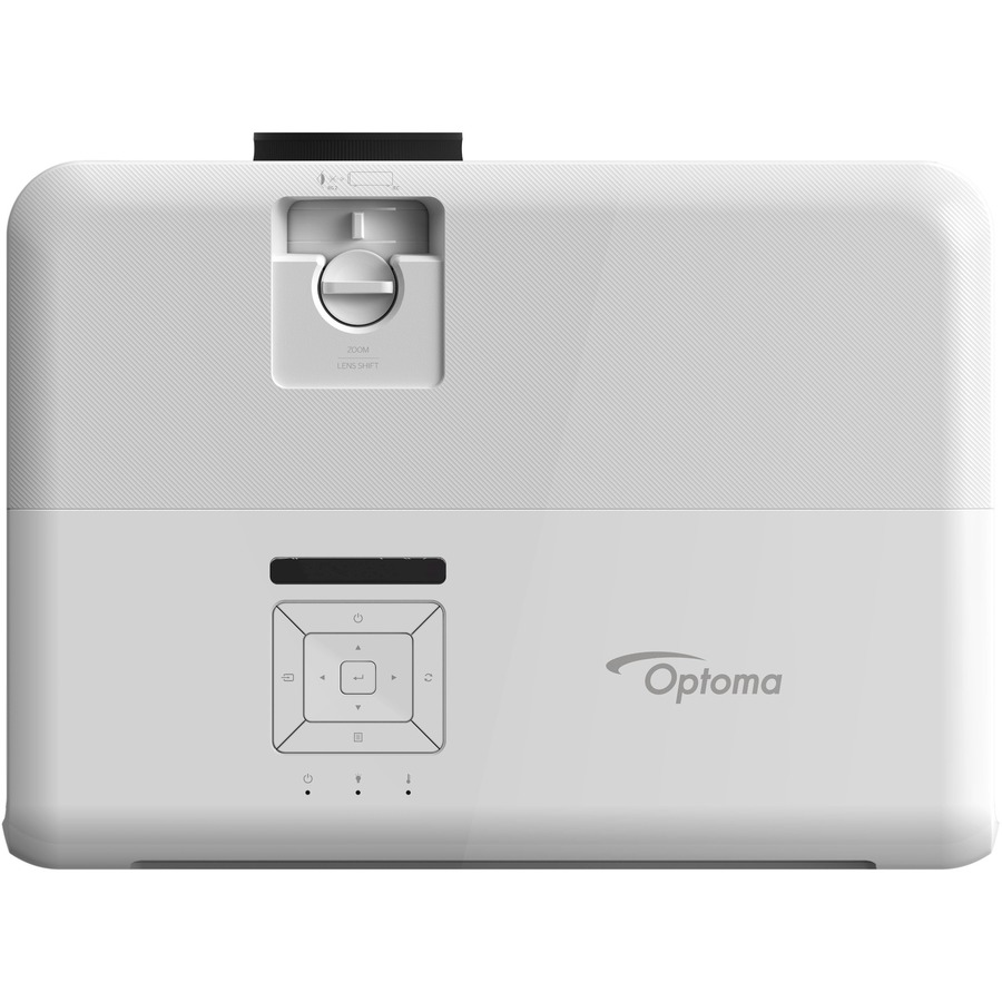Optoma 4K550 3D Ready DLP Projector - 16:9 - White_subImage_7