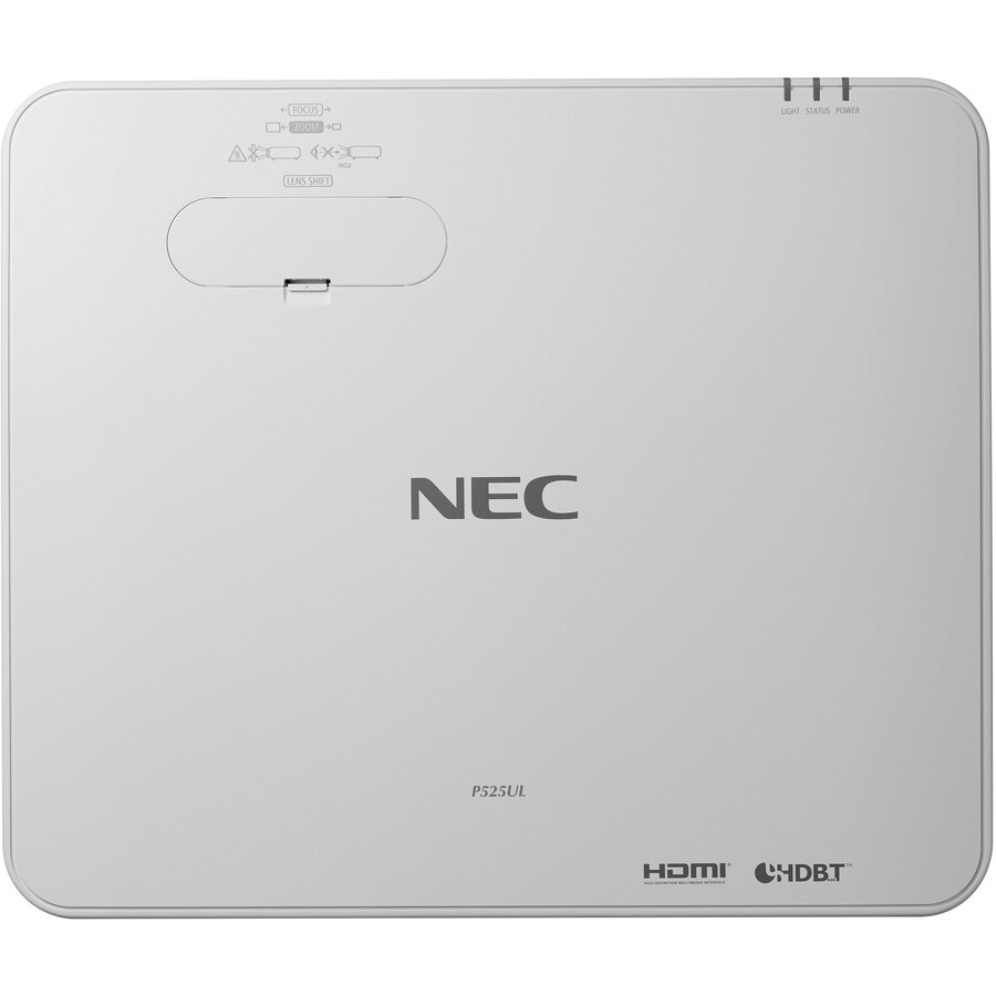 NEC Display NP-P525WL LCD Projector - 16:10 - White_subImage_6