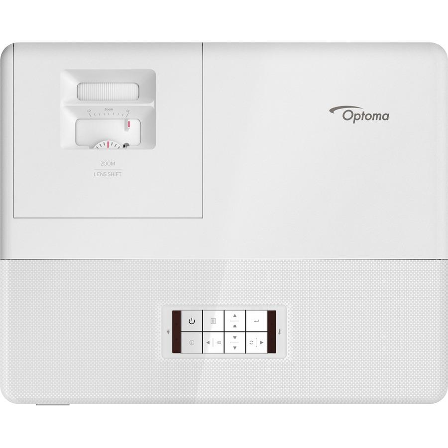 Optoma ProScene ZU506T 3D Ready DLP Projector - 16:10 - White_subImage_6