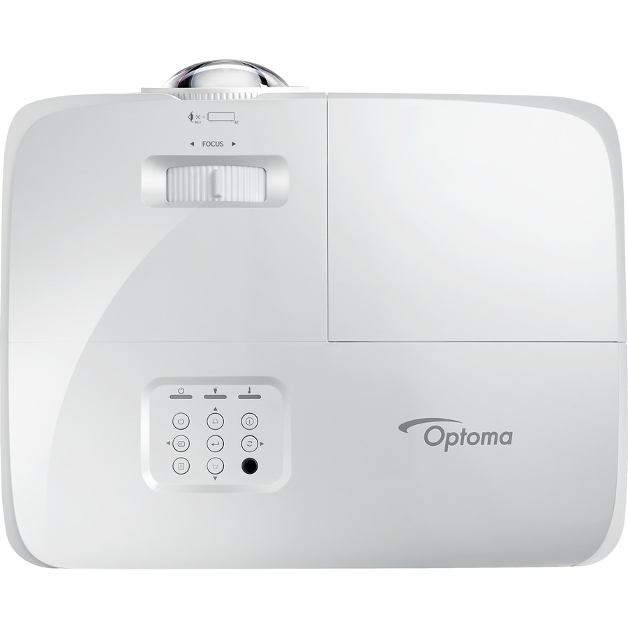 Optoma EH412ST 3D Short Throw DLP Projector - 16:9_subImage_6