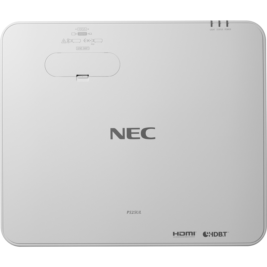 NEC Display NP-PE455UL LCD Projector - 16:10 - White_subImage_6