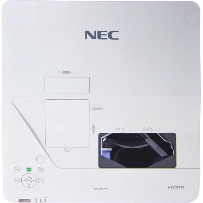NEC Display NP-UM383WL-WK Ultra Short Throw LCD Projector - 16:10_subImage_7