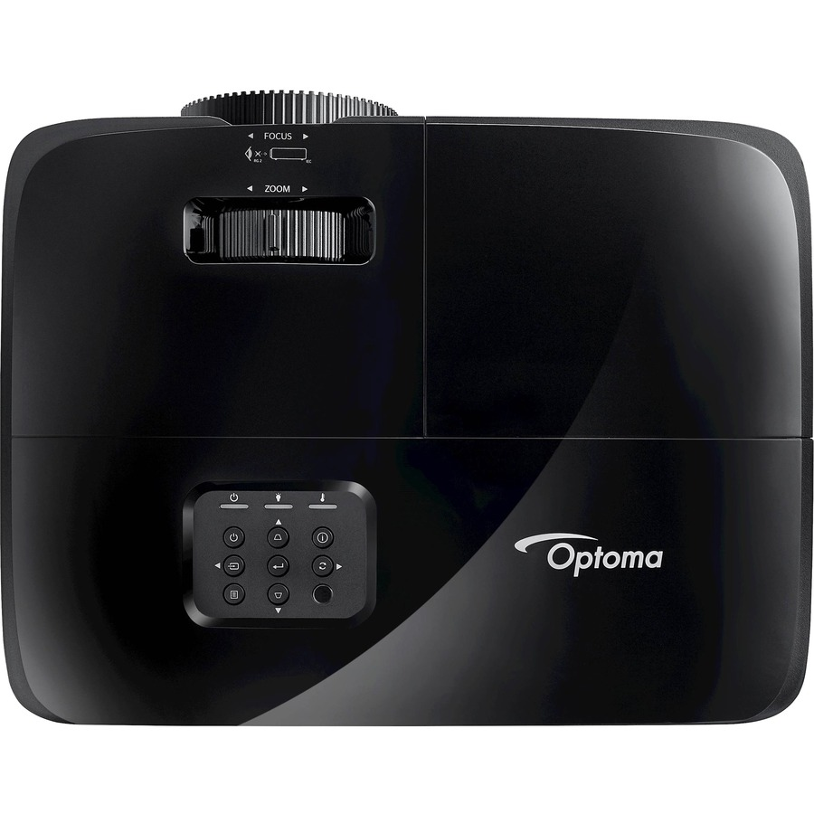 Optoma S334e 3D Ready DLP Projector - 4:3 - Black_subImage_6