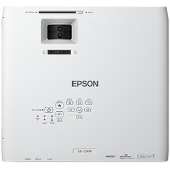 Epson PowerLite L200W Long Throw 3LCD Projector - 16:10_subImage_6