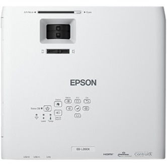 Epson PowerLite L200X Long Throw 3LCD Projector - 4:3_subImage_5