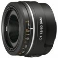 Sony DSLR SAL50F18 SAL-50F18 DT 50mm F1.8 Sam Lens