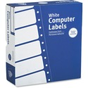 Avery Continuous Form Computer Labels